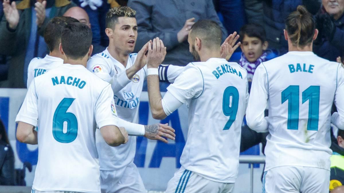 Real Madrid 4-Alavés 0: Por qué ha resucitado la bbC - AS.com