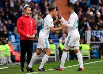 Los errores de Estrada Fernández en el acta del Real Madrid-Alavés