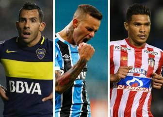Las diez estrellas a seguir en la Copa Libertadores 2018