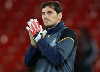 Clamor en Oporto para que renueve Iker Casillas