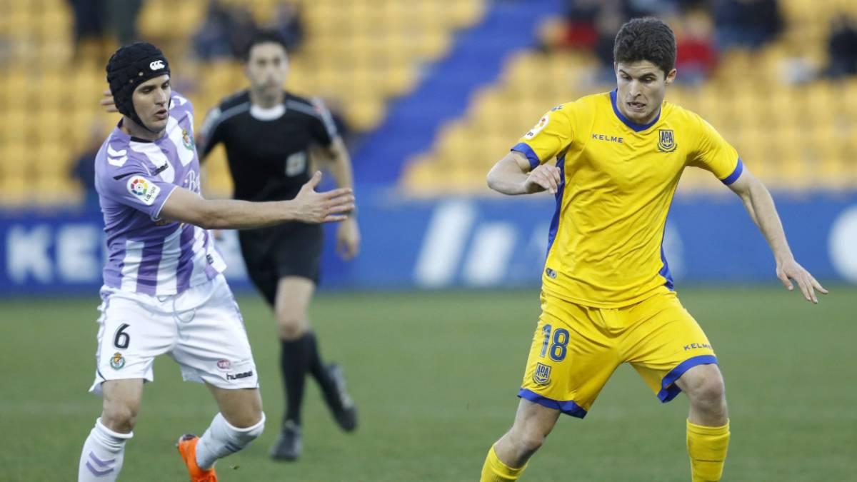 LaLiga 1|2|3 | Alcorcón 0 - Valladolid 0: Empate sin goles ni fútbol ...
