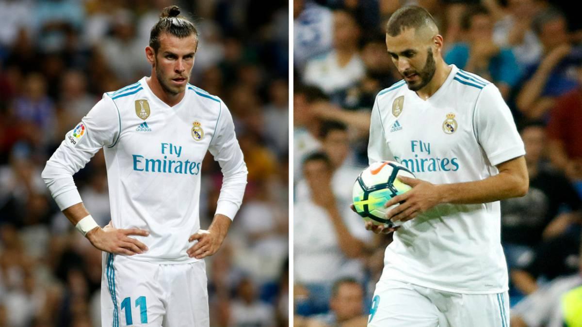 Resultado de imagen para Bale benzema