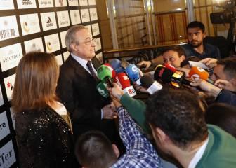 """Florentino: """"¿Neymar? Me lo pienso y luego contesto..."""""""