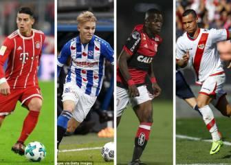 Así les va a los cedidos del Madrid: Odegaard, Vinicius...