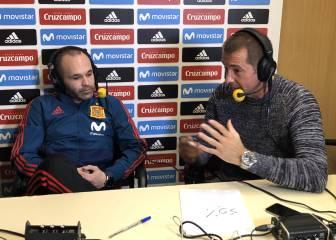 """""""El Mundial puede ser mi última aparición con la Selección"""""""