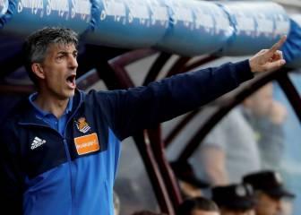 Imanol Alguacil renueva con la Real Sociedad hasta 2021