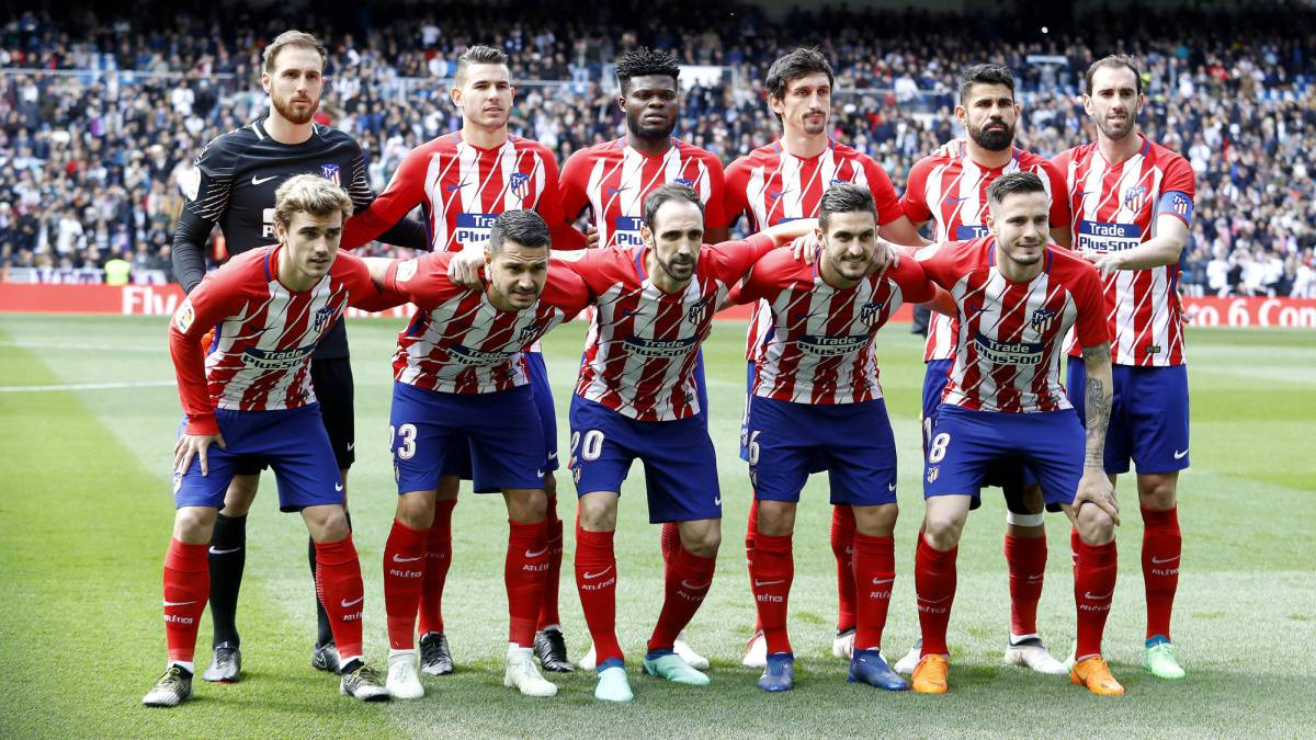 Atletico Madrid Player Ratings Against Real Madrid AS Com