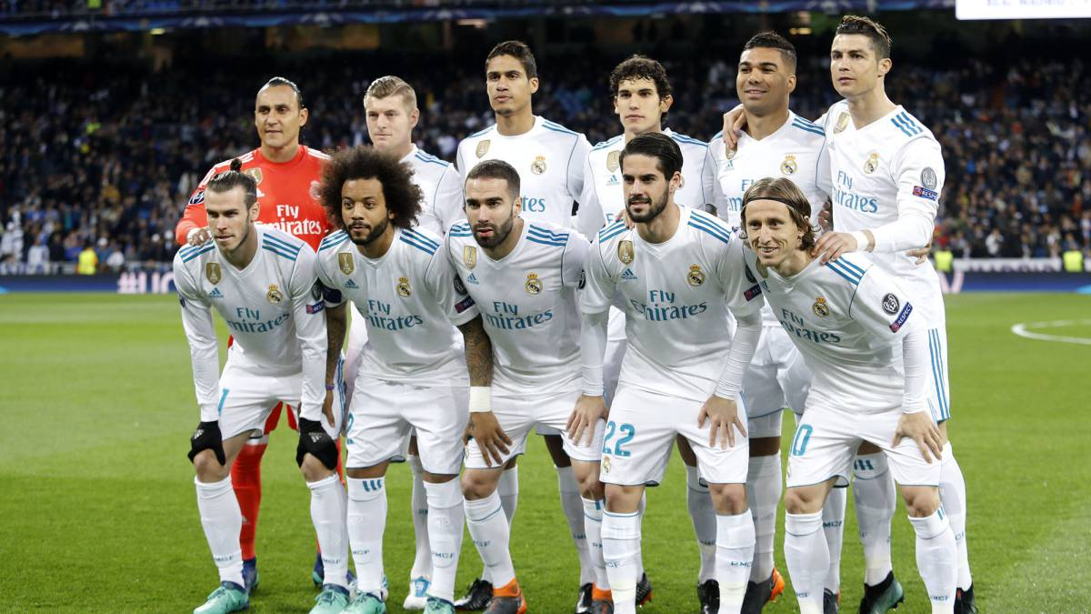 schalke real madrid 2019