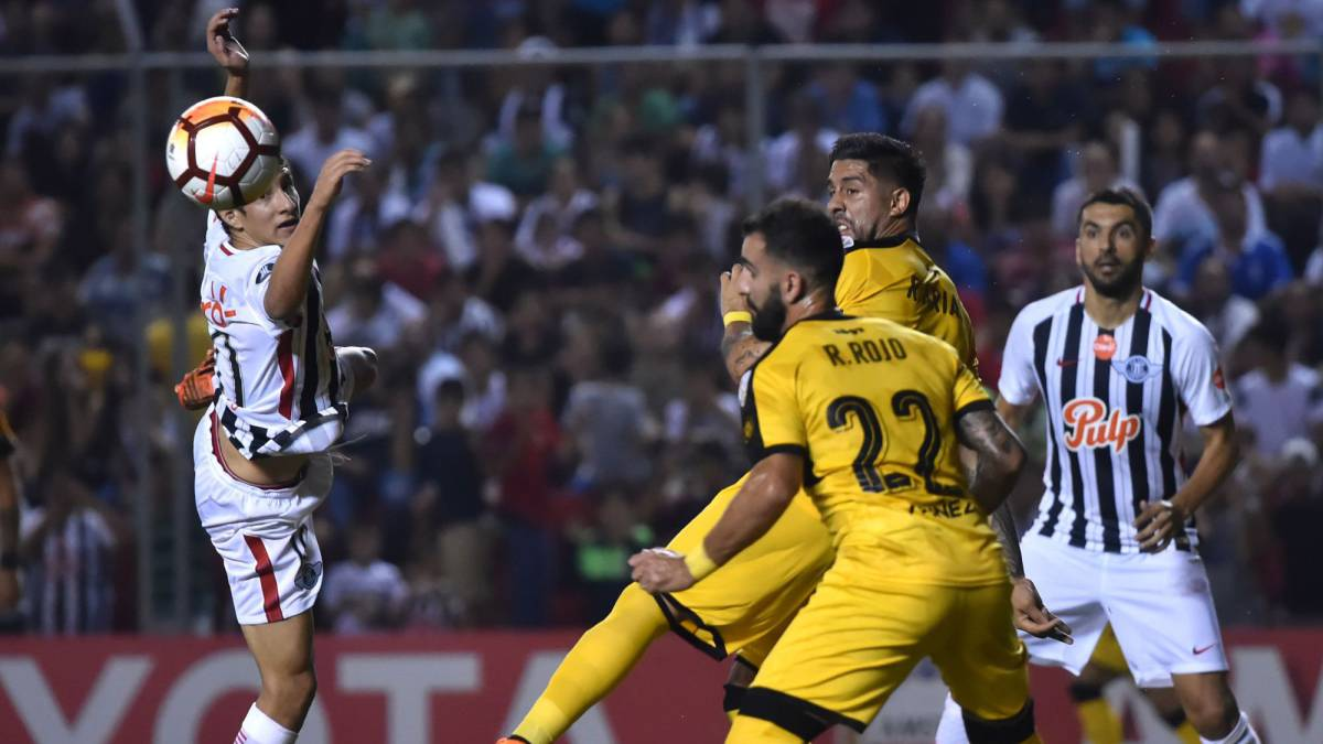Sigue el Libertad-Peñarol en vivo online 6eaeb2b62caab