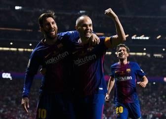 El Messi más generoso de las finales