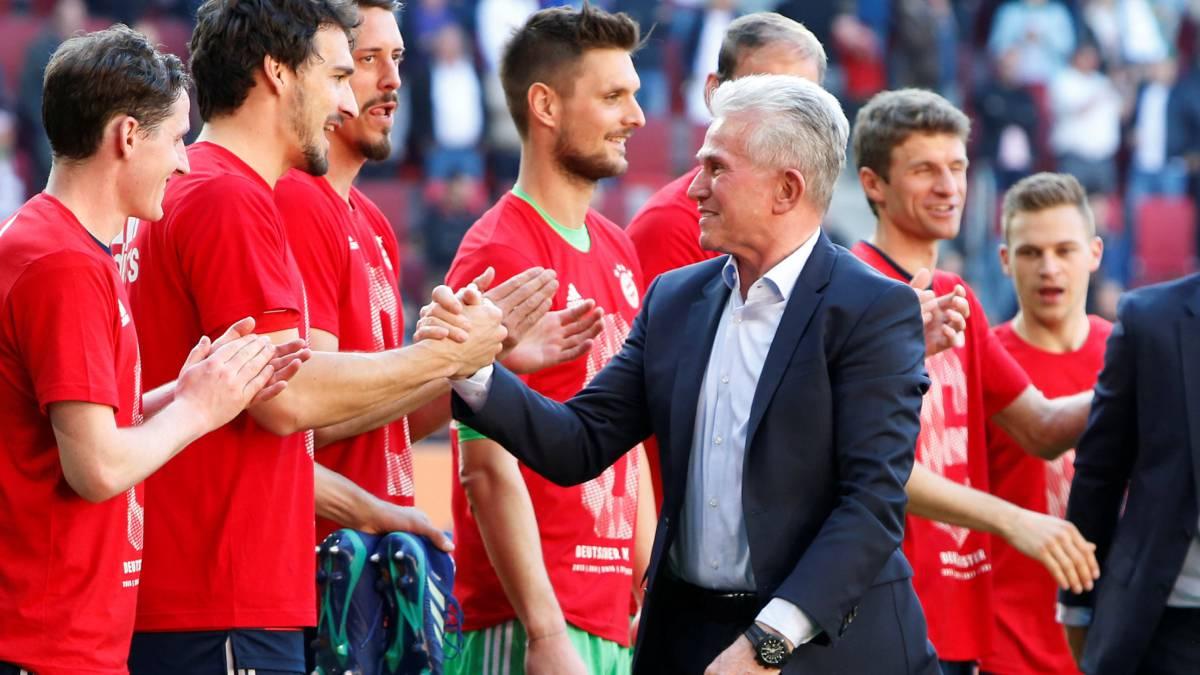 El 'Efecto Jupp Heynckes' ha logrado resucitar al Bayern