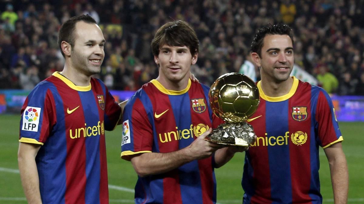 Ballon d'Or: France Football présente ses excuses à Andres Iniesta