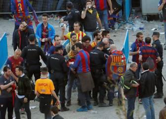 Dancausa afirma que el Barça le felicitó y PDeCAT pide la dimisión de Zoido