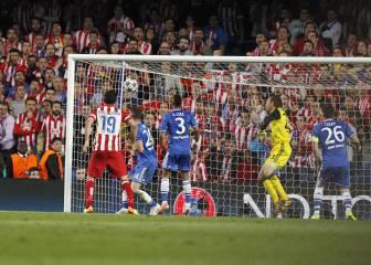 El Atleti pasó siete eliminatorias de nueve ante equipos ingleses