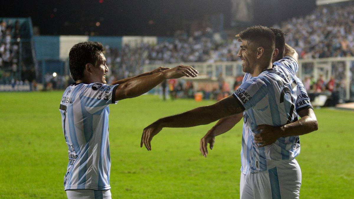 19ccb3a3b509b Atlético Tucumán 1-0 Peñarol  goles