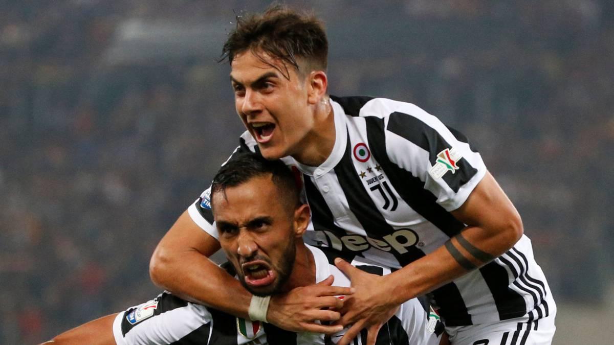 Juventus 4-0 Milán en vivo  goles y resumen de la final de copa - AS.com 280589be027ac