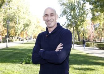 Rubiales, presidente de la FEF: un sindicalista del Madrid con Schuster como referencia