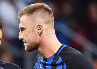 Gazzetta: el Barça se interesa en Skriniar, defensa del Inter