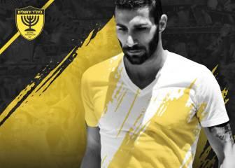 """""""En Israel estoy disfrutando del fútbol más que nunca"""""""