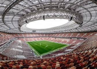 Así es el Luzhniki, el estadio donde comienza el Mundial