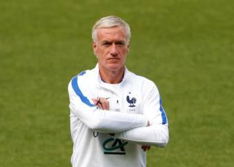Francia empieza hoy su preparación sin Varane