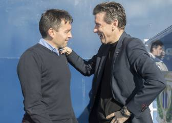 La mitad de los equipos de la Liga Santander buscan técnico