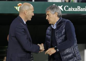 """Setién, 'espía' red: """"El Madrid es anárquico, pero impredecible"""""""