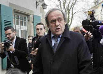Le Monde: Platini ha sido absuelto por la justicia suiza