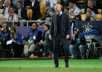 """Zidane: """"Vivimos para estos momentos, son pura vida"""""""