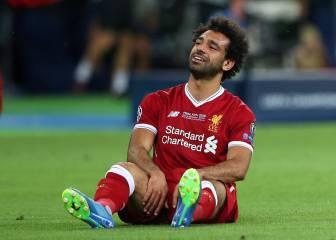 """Salah se ve en el Mundial: """"Confío en que estaré en Rusia"""""""