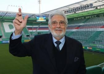 Plácido Domingo actuará en la inauguración del Mundial