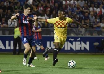 """LaLiga denuncia el Huesca-Nástic por """"cotizaciones alarmantes"""""""