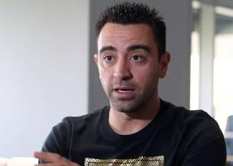 """Xavi: """"Los que deciden en el Barça no tienen ni idea"""""""