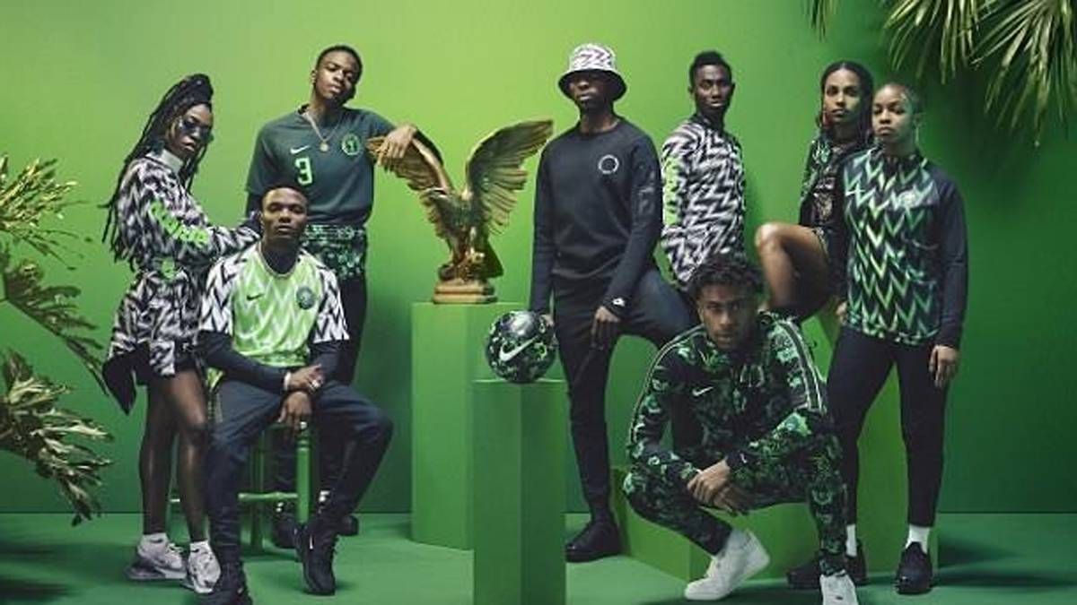 Nike overwhelmed by demand for Nigeria World Cup jersey - AS.com 26165290ba921