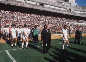Hoy se cumplen 40 años sin Santiago Bernabéu