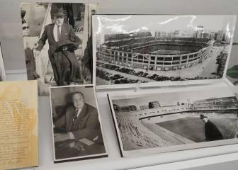 40 años en memoria de Don Santiago Bernabéu