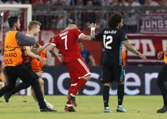 La UEFA anuncia multas a Bayern Múnich, Besiktas y Roma