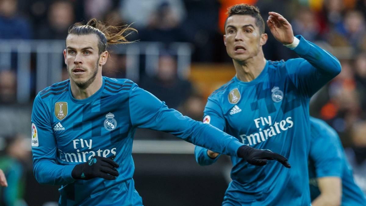 Real Madrid | Manchester Evening: el United prioriza a Bale sobre Cristiano - AS.com