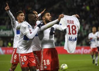 El Lyon rompe con el Liverpool las negociaciones por Fekir
