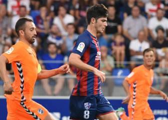 Melero capitaneará al Huesca en Primera División