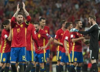 Apuesta 1? al triunfo de España frente a Portugal y gana 35
