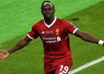 """Mané: """"¿El Madrid? Estoy muy contento en el Liverpool"""""""