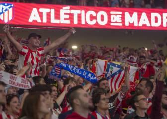 La UEFA ordena el cierre parcial del Wanda Metropolitano en el próximo partido de Champions