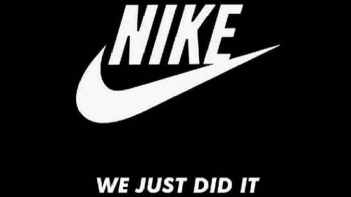 Iran fans have dig at nike we just did it without you as south iran fans have dig at nike we just did it without you voltagebd Gallery