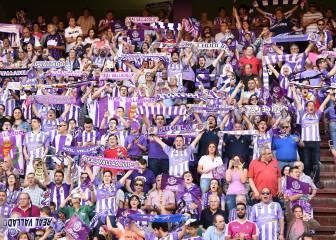 El Valladolid vuelve a Primera tras cuatro años en Segunda