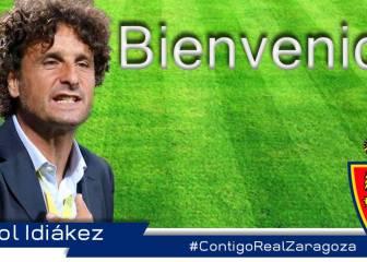 Natxo paga y el Zaragoza hace oficial su acuerdo con Idiákez