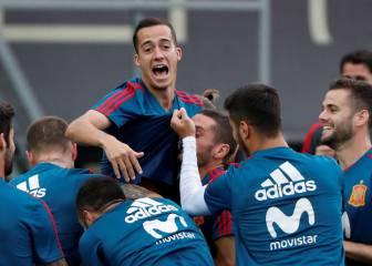"Lucas Vázquez: ""Nunca he querido salir del Real Madrid"""