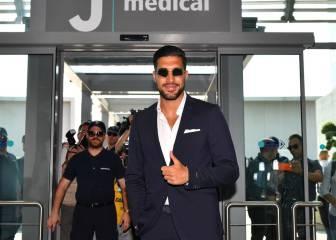 Emre Can ficha por la Juventus