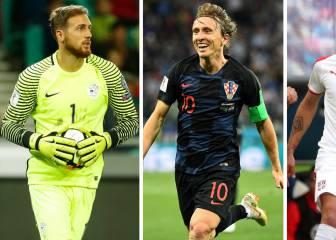 El espectacular XI que tendría Yugoslavia: Oblak, Modric, Savic...