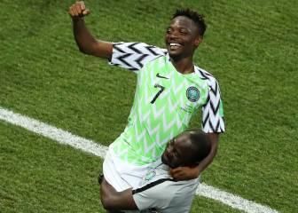 Musa resucita a Argentina